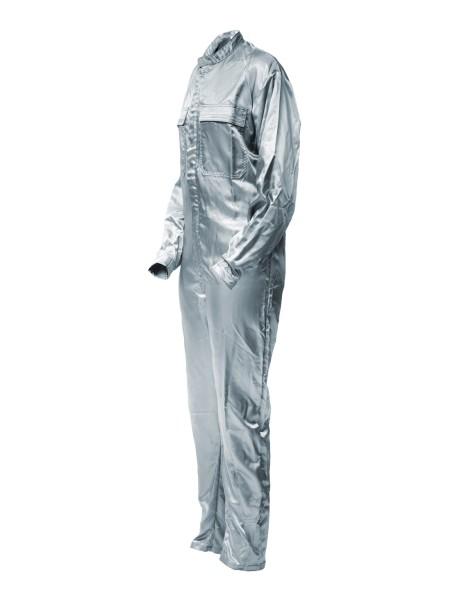Lackiererschutz Overall silber Grau